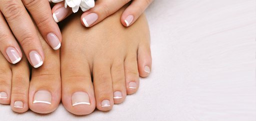 hands and feet treatment