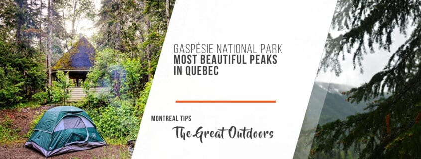Most Beautiful Peaks in Quebec